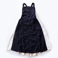 ナプロン NAPRON (Lady's) EURO KITCHEN APRON SKIRT/black