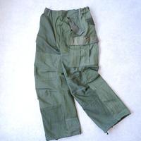 【Re/ M-65】 Nasngwam (ナスングワム) /BARBARIAN PANTS/khaki/M-3