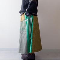 【別注 Ladys】masterkey(マスターキー)/Walk Around/マキシロングスカート/mulch-3