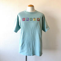 【FROM USA】Pop print T-shirt /used/USA/T-12