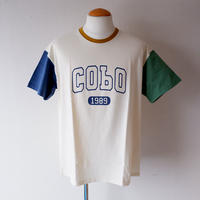 【CONICHIWA bonjour/コンニチワボンジュール】Tシャツ/COBO/トリコ