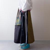 【別注 Ladys】masterkey(マスターキー)/Walk Around/マキシロングスカート/mulch-2