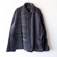 Nasngwam(ナスングワム)/FAINT JACKET/limited jacket/Black-1