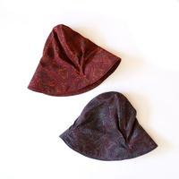 【SALE】BRU NA BOINNE (ブルーナボイン)/ ヨクサルハット ペイズリー