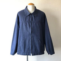 【FROM EURO】wide  design work blouson/used/denim