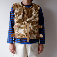 【イギリスより】British Army Body Armor Vest /used/DPM/デザートカモ