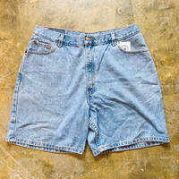 【FROM USA】 used Levi's 550 denim short pants/SP-1