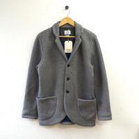 【ラスト1点/サイズM】 RIDING HIGH (ライディングハイ)/ Stripe Fleece Jacket