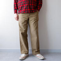 【NEW BRAND】BRENA (ブレナ)/ COQ PANTS /コックパンツ/beige
