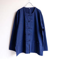 【Dead stock】モーホーム China jacket/インディゴ