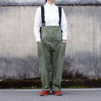 NAPRON(ナプロン)/unisex US Military Overall/olive