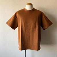 【真面目なTシャツ】Nasngwam (ナスングワム) /SOIL CUTSEW/almond