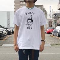 ☆宴会部長☆weac.(ウィーク)/Honky Tonk プリントTシャツ/PARTY MAN