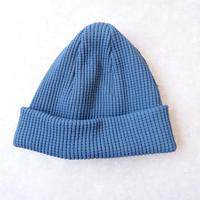 Jackman(ジャックマン)/ Waffle Knit Cap/Ash Blue