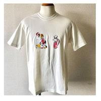 BRU NA BOINNE (ブルーナボイン)/レスラーずきんちゃんT/ホワイト