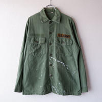 【vintage】70S〜  US Army utility shirt/us military /3