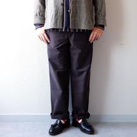 【NEW BRAND】BRENA (ブレナ)/ COQ PANTS /コックパンツ/charcoal