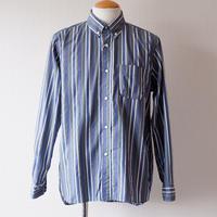 【ラスト1着/size:M】weac.(ウィーク)/BASIC SHIRTS/stripe