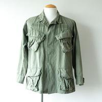 【US military】70s U.S.ARMY /JUNGLE FATIGUE JACKET /4th/small-short