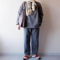 BRENA(ブレナ)/ Travail Key Smock/gray