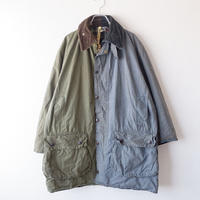 【Limited】SUNNY SIDE UP(サニーサイドアップ) /Remake 2for1  OILED JACKET/1