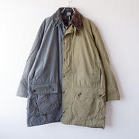 【Limited】SUNNY SIDE UP(サニーサイドアップ) /Remake 2for1  OILED JACKET/2