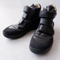 "【希少/From Euro】""German trainer"" pilot boots/80s vintege"