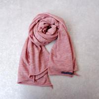 TIGRE BROCANTE (ティグルブロカンテ)/ウールトップガーゼスカーフ/ピンク