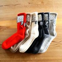RoToTo × BRU NA BOINNE / Lucha Fisher's Socks M(25-27cm)