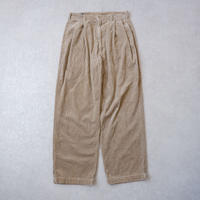 【From USA】Polo by Ralph Lauren/used/ ツータック 太畝コーデュロイパンツ/13