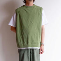 Jackman(ジャックマン)/Beimen tenjiku vest/Leaf