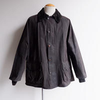 Barbour(バブアー) /90年代/3ワラント/オリジナル/BEDALE/BLACK/size:46/⑤