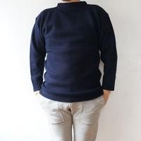 Tieasy(ティージー)/ ISLAND KNIT WORKS & TIEASY Fisherman's Sweter  ネイビー