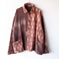 Nasngwam(ナスングワム)/FAINT JACKET/limited jacket/brown-1