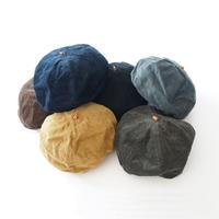 HIGHER(ハイヤー)/コーデュロイベレー帽