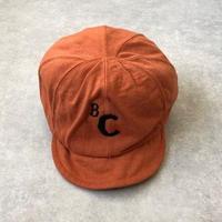 【個人的に推奨品】Jackman(ジャックマン)/Dotsume Baseball Cap/Baked Clay