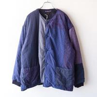 TIGRE BROCANTE (ティグルブロカンテ)/  ロータスバッティング ショートスリーブジャケット/size:L