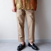 weac.(ウィーク)/POPEYE PANTS/ポパイパンツ/beige