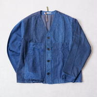 【New Design】SUNNY SIDE UP(サニーサイドアップ) /Remake engineer jacket/size:4