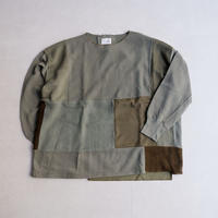 yoused(ユーズド)/  EURO PW MILITARY SWEAT/2