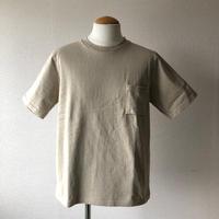 Jackman(ジャックマン)/Dotsume Pocket T-Shirt/度詰めポケットTシャツ/Dirty Base