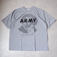 BEETHOVEN ARMY T SHIRT /ベートーヴェンアーミーTシャツ/size XL(wide)