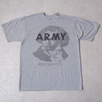 BEETHOVEN ARMY T SHIRT /ベートーヴェンアーミーTシャツ/①