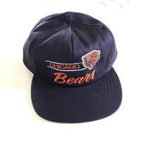 80〜90S NFL ベースボールキャップ dead stock