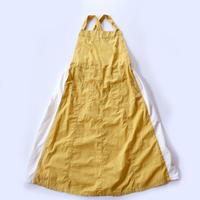 ナプロン NAPRON (Lady's) EURO KITCHEN APRON SKIRT/yellow
