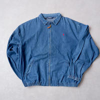 【From USA】POLO by Ralph Lauren/ denim  swing-top/USA