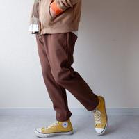 KAFIKA (カフィカ)/STA-PREST×SOLOTEX  ONETACK TROUSERS  /brown