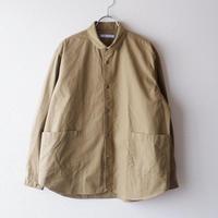 catta(カッタ)/SIDE POCKET SHIRTS RIPSTOP/beige