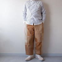 "yoused(ユーズド)/""remake wide pants by carhartt""/L-1"