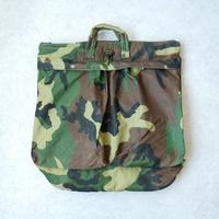 【USAより】used/US military/民間用/BAG,FLYER'S HELMET/ヘルメットバッグ/   2